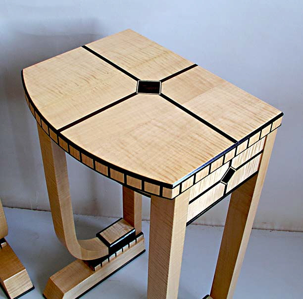 Art Deco coctail table