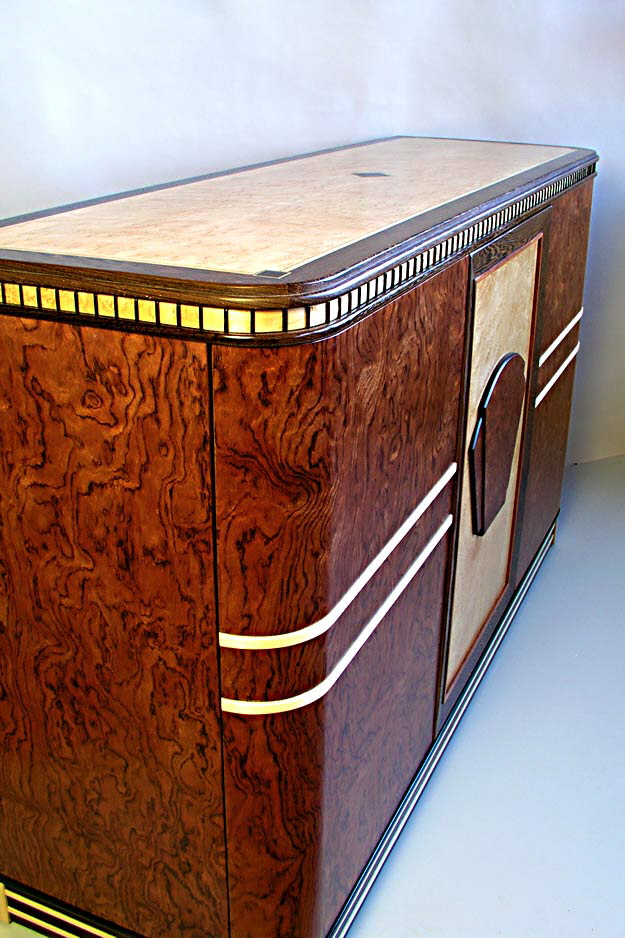 Art Deco Office Table