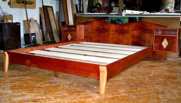 Bed renovation - Deco volwassen bed ...