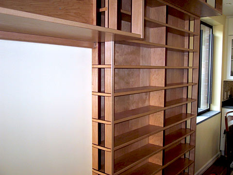 cd wall unit
