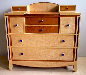 unique handmade dresser