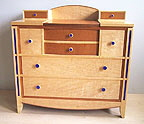 custom dressers and wardrobes