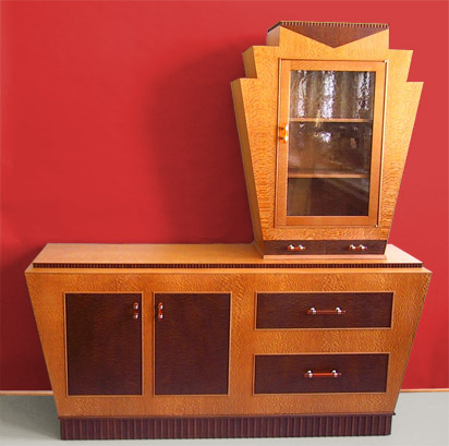 Custom Art Deco Furniture