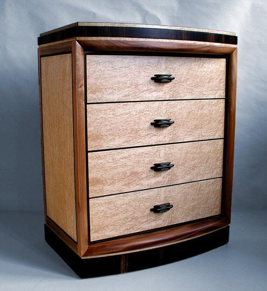 art deco dresser. Black Bedroom Furniture Sets. Home Design Ideas