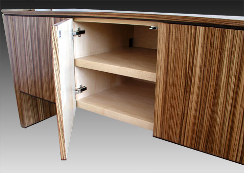 ... Zebrawood Cabinet For Kitchen Cabinets Zebra Wood ...